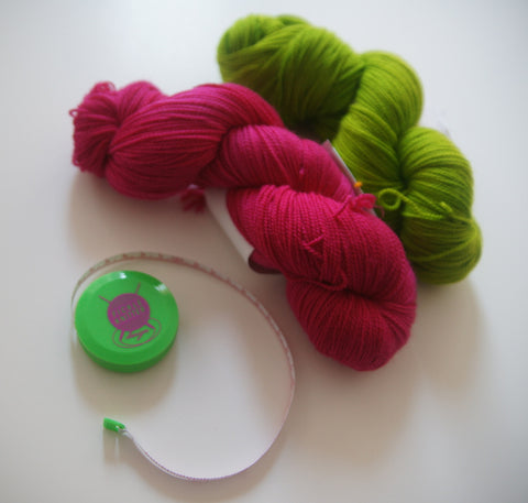 Picture of Fickle Knitter Logo Tape Measure