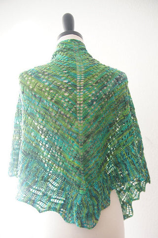 Picture of The Noble Knits Shawl - Instant Download