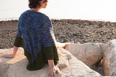 Picture of The Pat Shawl -- Instant Download
