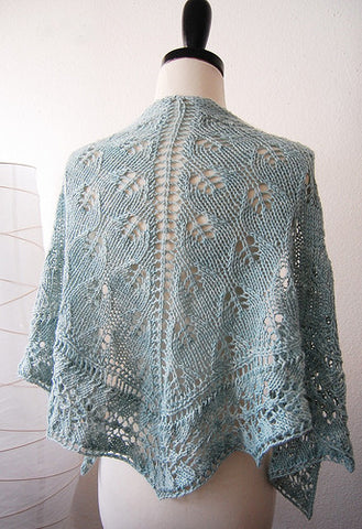 Picture of Fickle Knitter's March KAL Pattern -- Instant Download