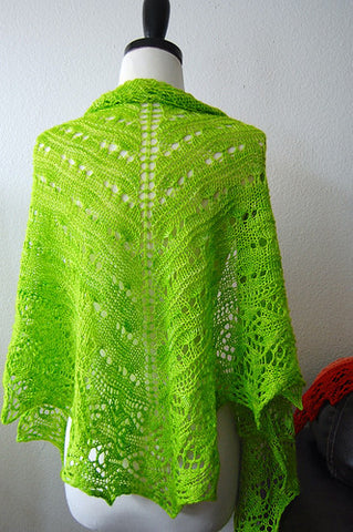 Picture of Fickle Knitter's June KAL Kit Pattern -- Instant Download