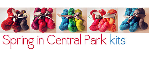Picture of Spring in Central Park KAL Kits