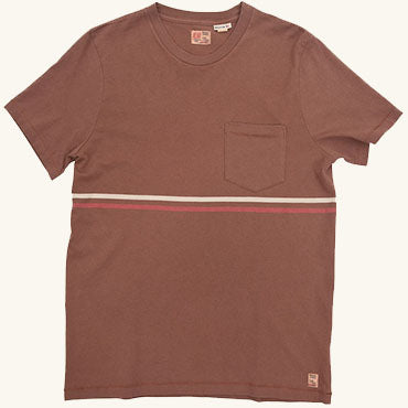 Double Stripe | Brown