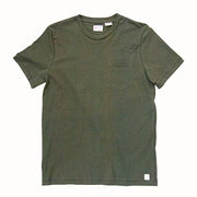 Pacific Pocket Tee | Moss