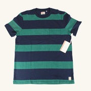 Invitational Tee - Deep Blue