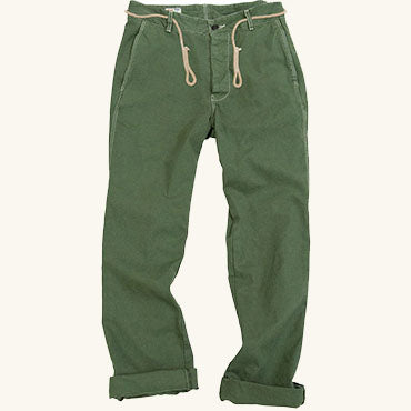 Drowner Pant | Service Green