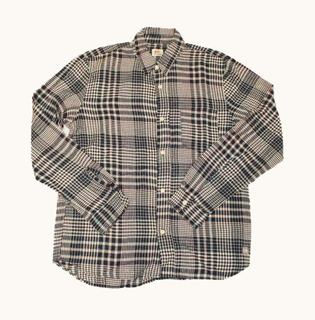 Beach Night Flannel