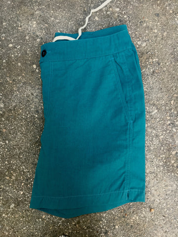 Wave Runner Swim Trunks | Teal