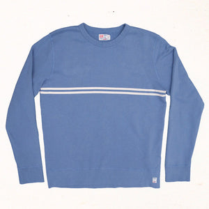 Double Overhead Sweatshirt | Heather Kai