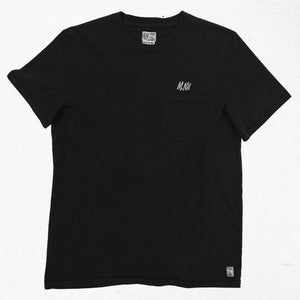 Decal Tee | Vintage Black