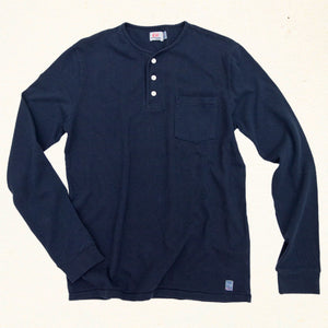 Dockside Henley | Peacoat