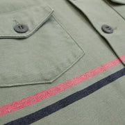Battalion Stripe Jacket | O.D.