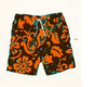 Mahalini Short | Orange/Brown