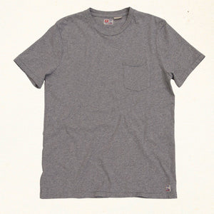 Pacific Pocket Tee | Heritage Heather