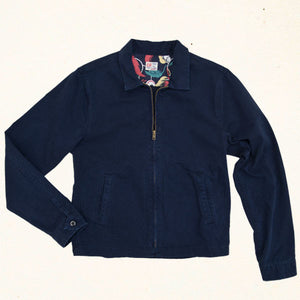 Shore Leave Jacket | Indigo