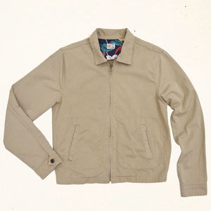 Shore Leave Jacket | Khaki