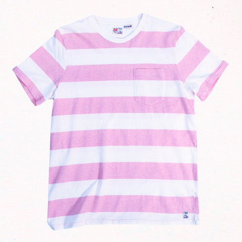 Mainland Stripe | Sunrise Pink
