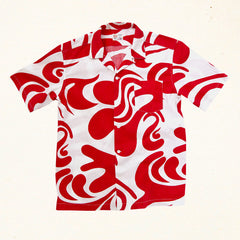 Five-O Shirt | Red Ginger