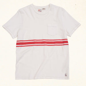 Spinner Tee | White Water