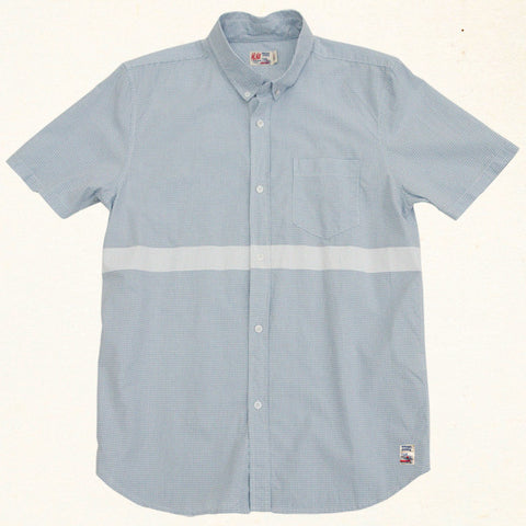 San O Check S/S | Seventies Blue