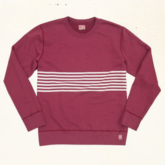 Heat Sheet Sweatshirt | Alii Red
