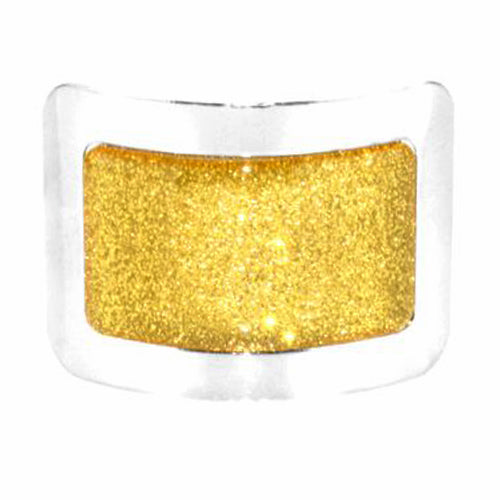 Brilliant Irish Heavy Shoe Square Buckles with Gold Plated Center CorrsIrishShoes.com