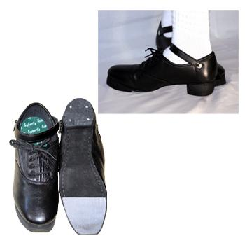 Corr's Eco Power-Flexi Irish Dancing Jig Shoe