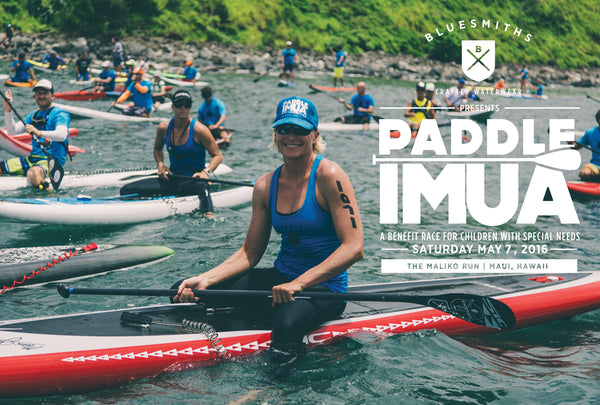 BLUESMITHS PADDLE IMUA - AN OCEAN CALLING