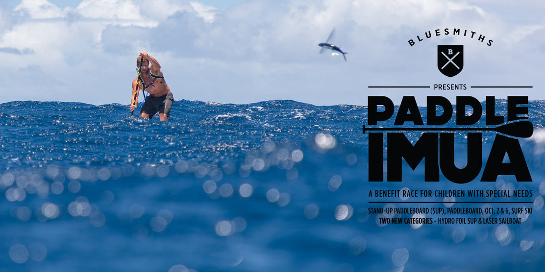Watch The Bluesmiths Paddle Imua Film - Epic Hydro Foil SUP, Standup Paddle, Outrigger Canoe & SurfSki Action