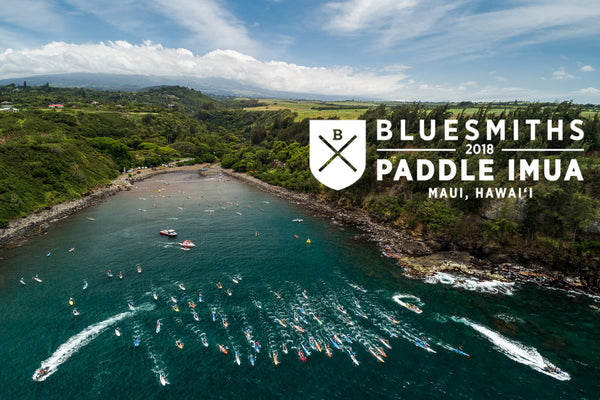 Watch Film - Bluesmiths Paddle Imua 2018!