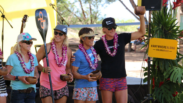 Congratulations to Sonni Hönscheid for Winning The Olukai!