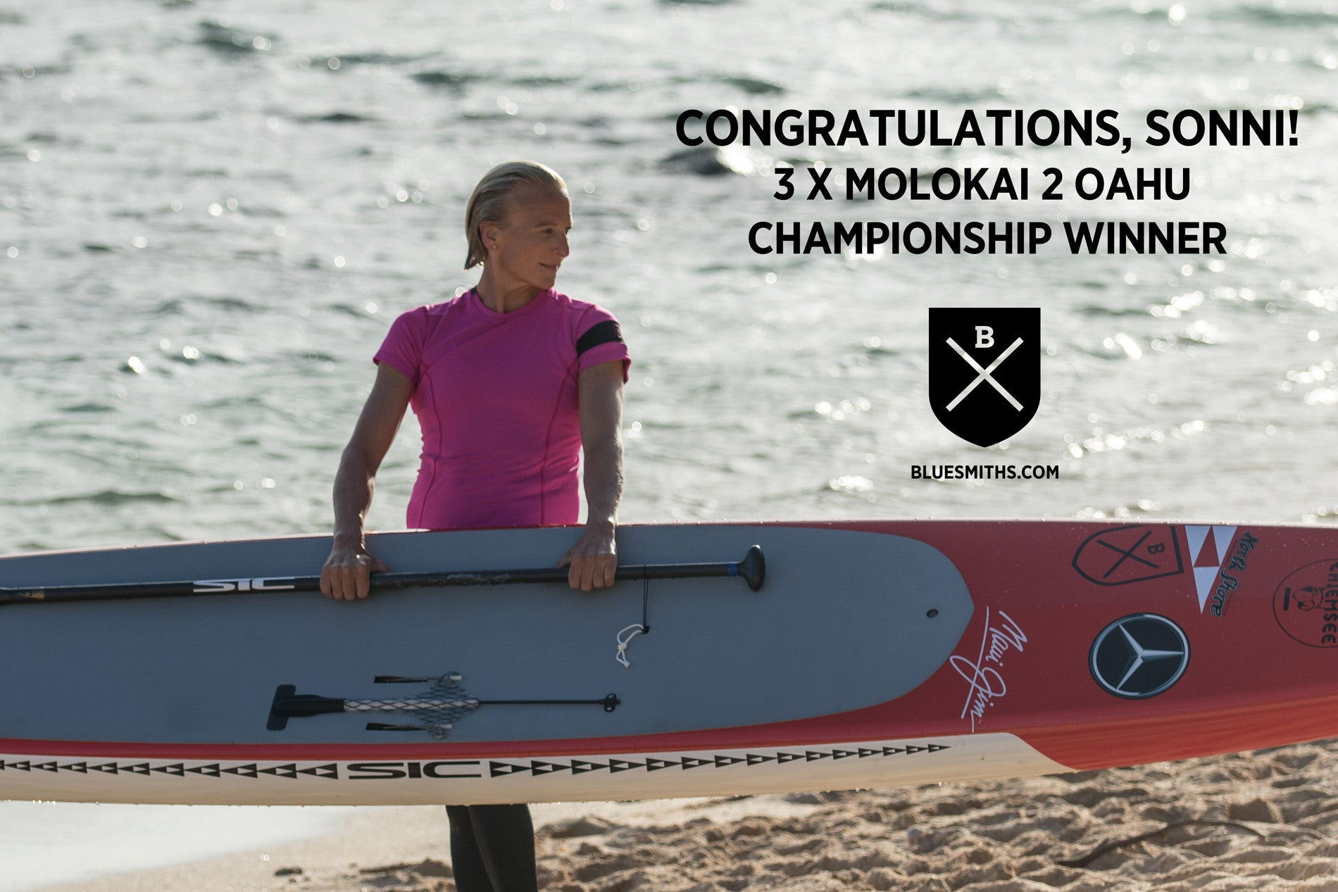 Bluesmiths Riders win both Molokai 2 Oahu Championship and the Maui Race Series State Championships!