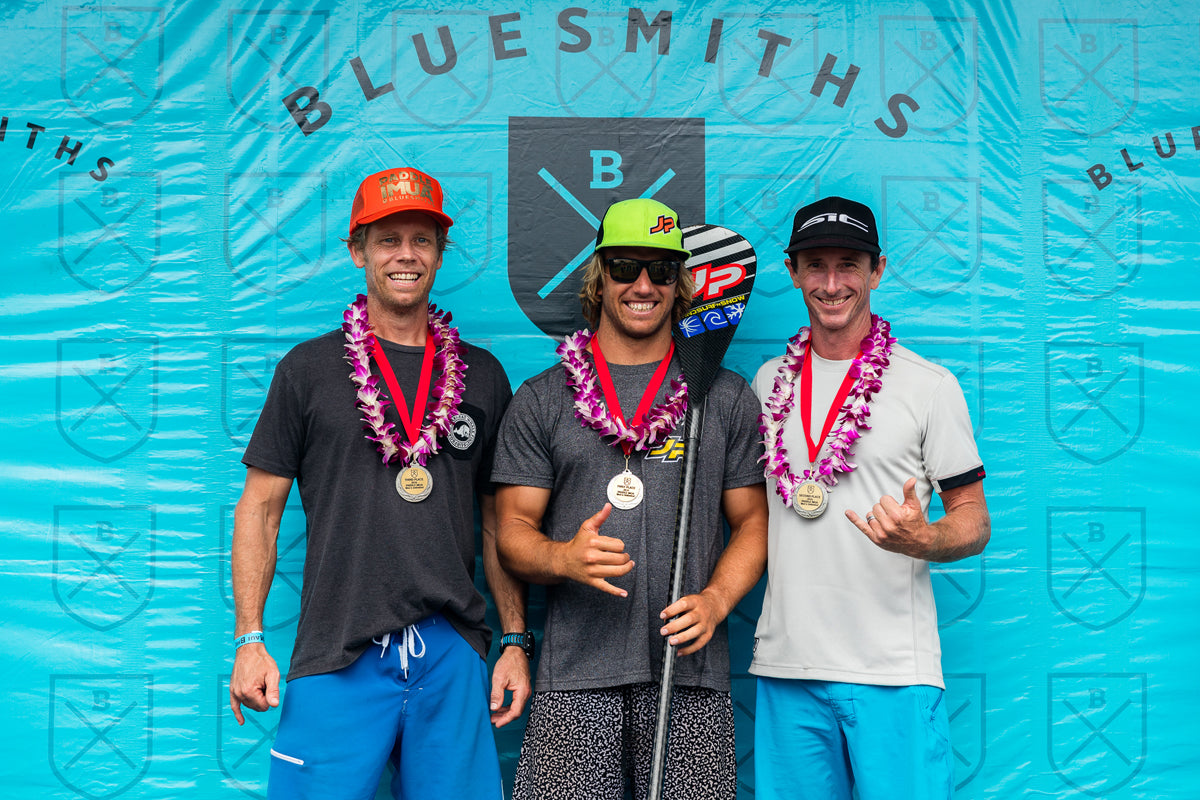 Bluesmiths Stage Paddle Imua 2016