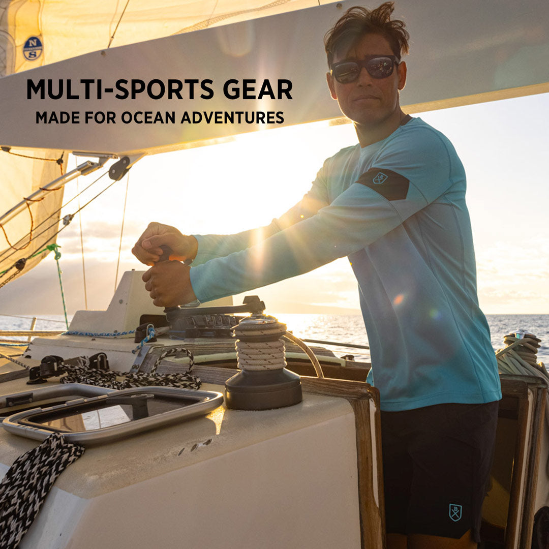 Multi-Sports Gear Made for Ocean Adventures