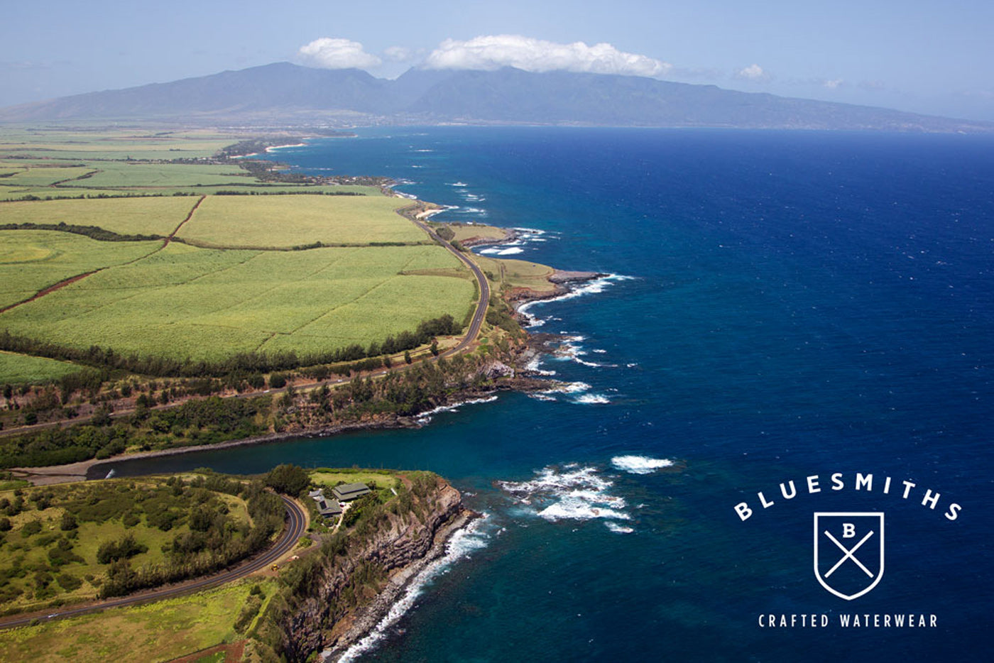 The Maliko Run, Maui Hawaii (Bluesmiths)
