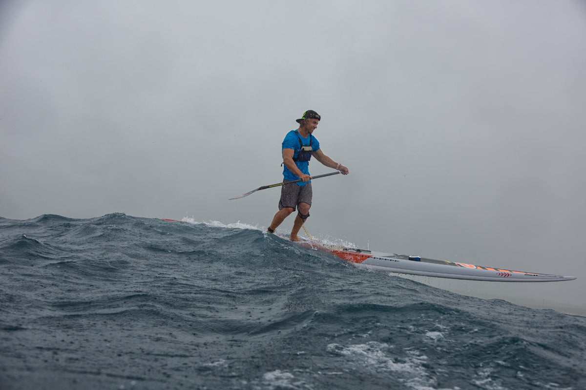 James Casey Wins Bluesmiths Paddle Imua 2016