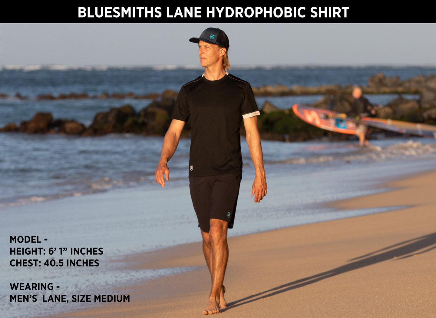 Men's Lane Fit Bluesmiths