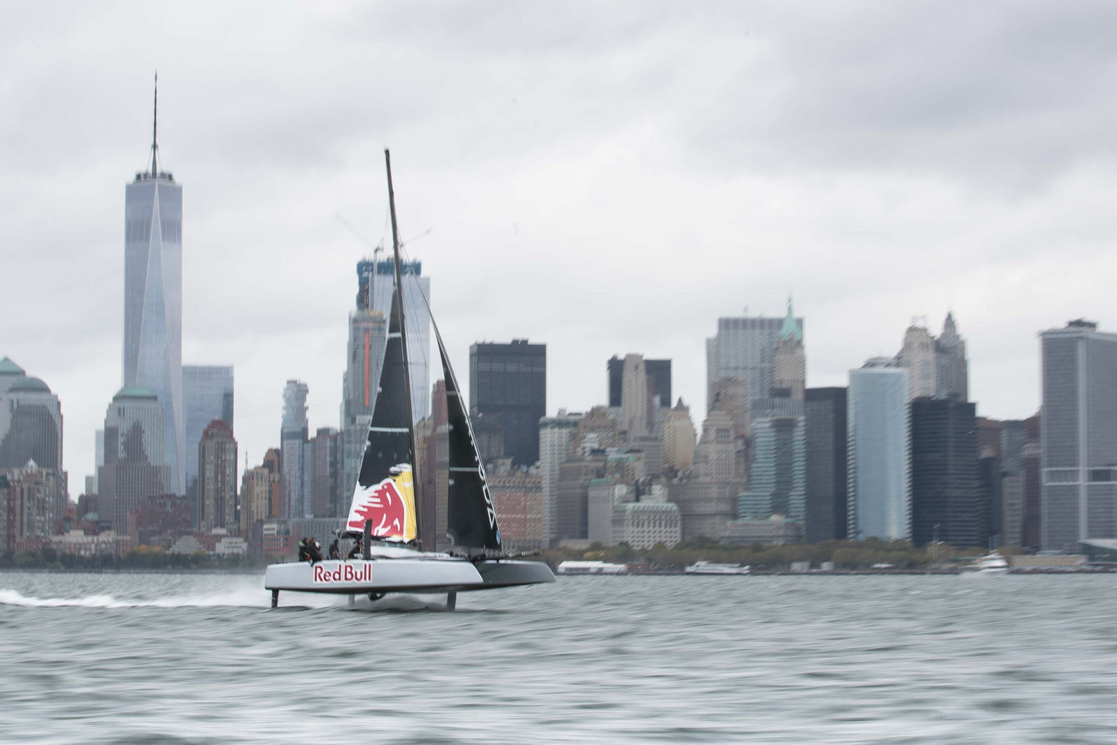 New York City Sailing Hudson River Manhattan- Bluesmiths Maui Hawaii