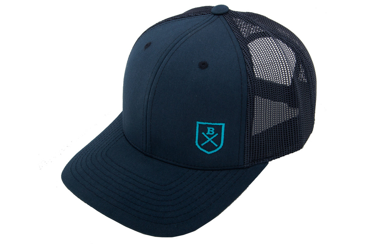 Bluesmiths Retro Trucker Cap