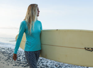 The Kanaha Hydrophobic (Water Repellent) Shirt for Women