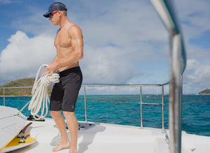 The Spartan Board Shorts - Sailing | BLUESMITHS