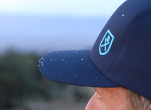 Bluesmiths Flexfit Delta Cap - Light Water Repellent