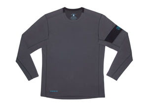 Carbon Green (Black) | Bluesmiths Kanaha Hydrophobic Shirt for Men