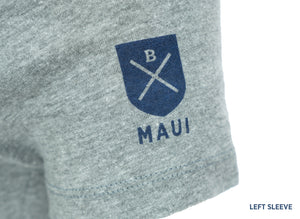 BLUESMITHS Men's Logo Tee - Crafted Waterwear