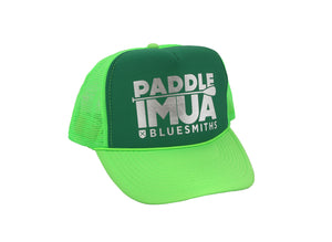 Bluesmiths x Paddle Imua Cap - Green