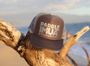 Bluesmiths x Paddle Imua Cap - Grey