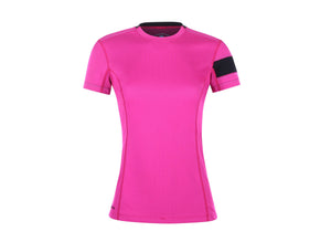 Hibiscus Pink - The Lane Hydrophobic Shirt  for Women by Bluesmiths