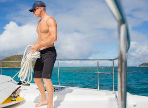 Sailing Shorts Jimmy Spithill Bluesmiths Maui Hawaii