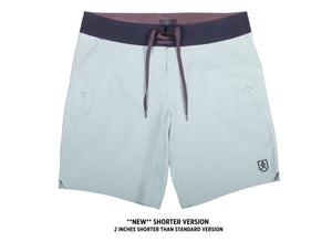The Spartan Board Shorts - Shorter Length
