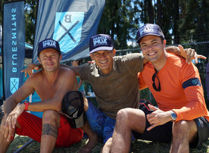 Robert Teriitehau | Bluesmiths Paddle Imua Cap